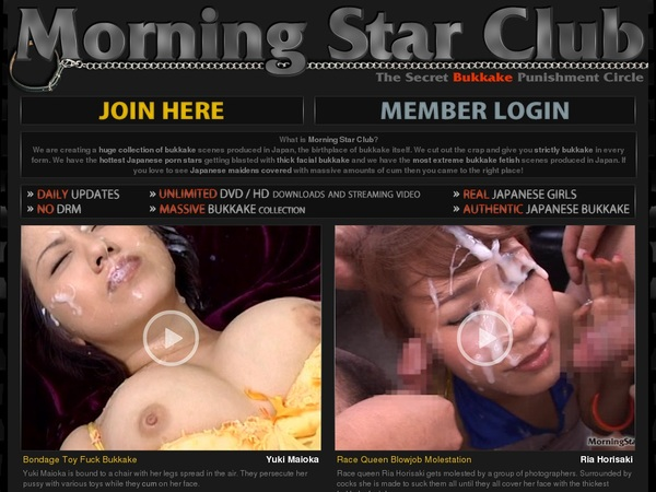 Morningstarclub Join By Check
