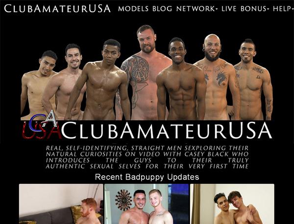 Clubamateurusa.com Porn Discounts