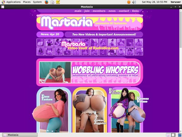 Mastasia Site Rip New