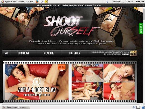 Shoot Ourself Blog
