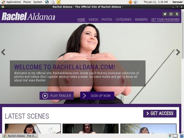 Rachel Aldana GXBill