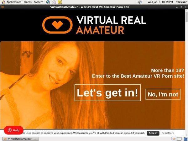Virtual Real Amateur Pass
