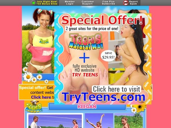 Free Trial Teensnaturalway.com Login