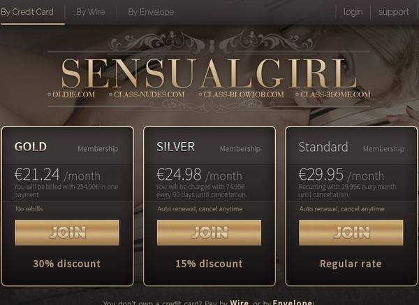 Sensual Girl Buy Credit