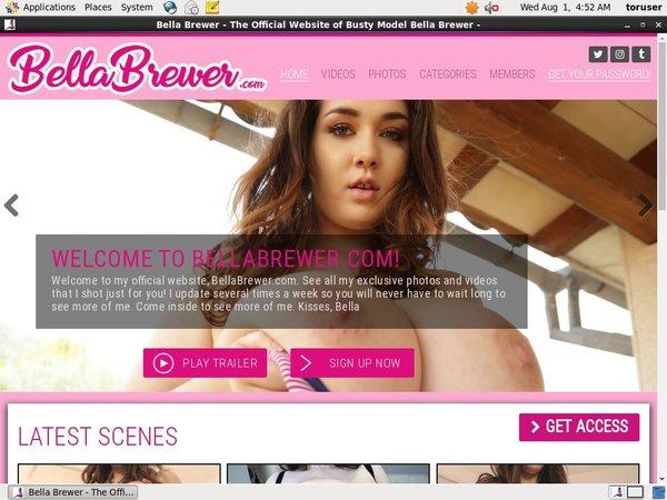 Bellabrewer.com Discount Trial Free