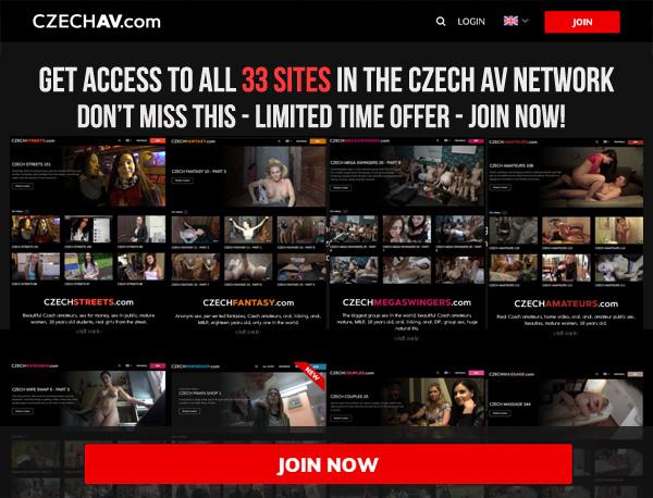 Mobile Czechav.com Account