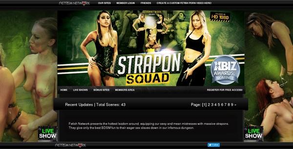 Strap On Squad Acc Premium
